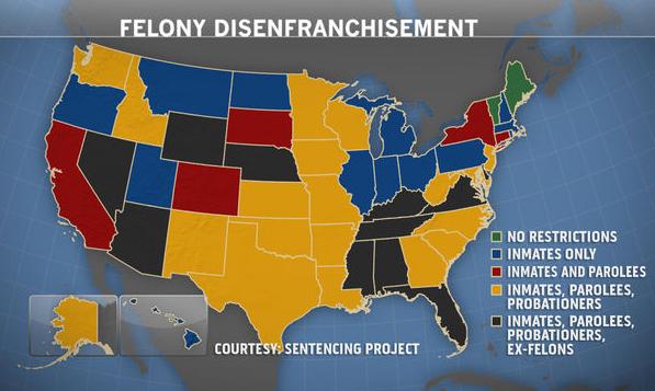 Time Outlasting Crimes? Is Felony Disenfranchisement Fair?